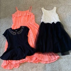 Fancy girls clothing pack